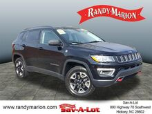 2017_Jeep_New Compass_Trailhawk_ Hickory NC