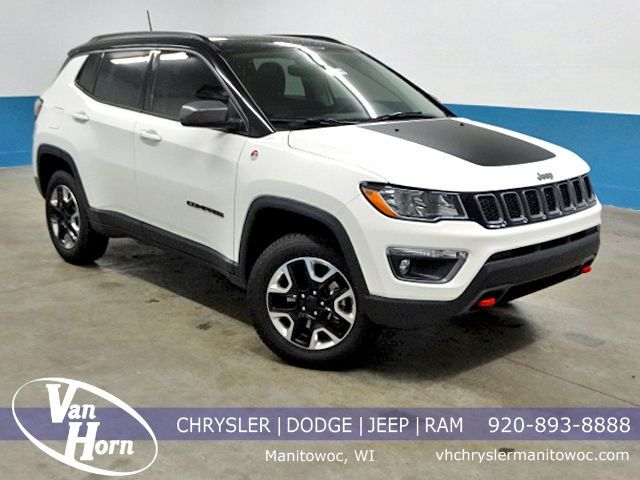 2017 Jeep New Compass Trailhawk Plymouth WI