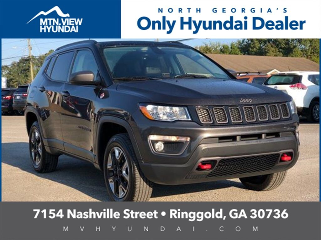 2017 Jeep New Compass Trailhawk Ringgold GA