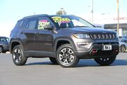 2017 Jeep New Compass Trailhawk Salinas CA