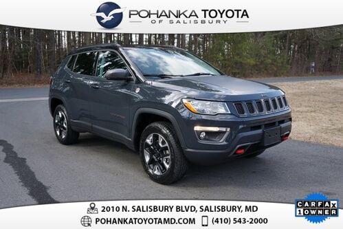 2017_Jeep_New Compass_Trailhawk_ Salisbury MD