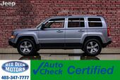 2017 Jeep Patriot 4x4 High Altitude Leather Roof