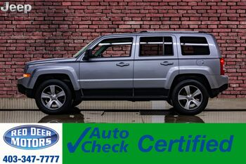 2017_Jeep_Patriot_4x4 High Altitude Leather Roof_ Red Deer AB