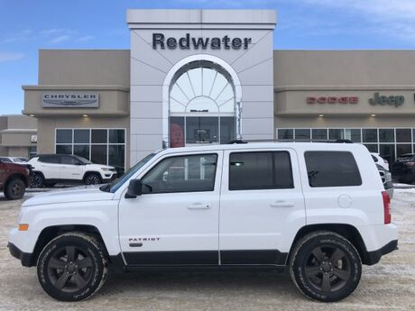2017 Jeep Patriot 75th Anniversary Redwater AB