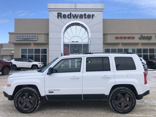 2017_Jeep_Patriot_75th Anniversary_ Redwater AB