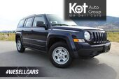 2017 Jeep Patriot FWD Sport, Great Family Vehicle, Low Km's