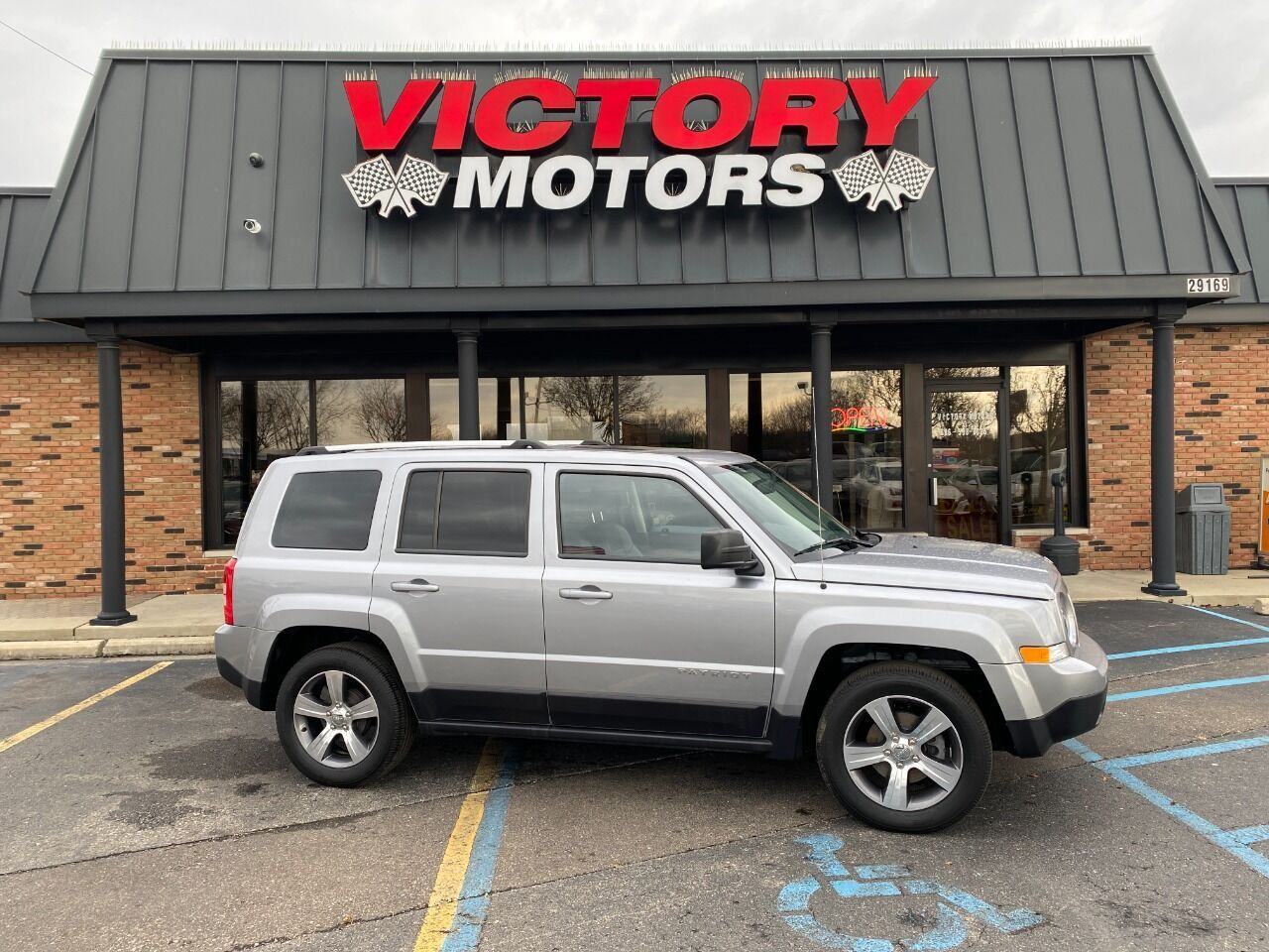 2017 Jeep Patriot High Altitude 4dr SUV Chesterfield MI