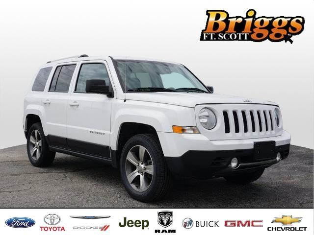 2017 Jeep Patriot High Altitude 4x4 Fort Scott KS