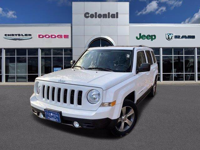 2017 Jeep Patriot High Altitude 4x4 Hudson MA