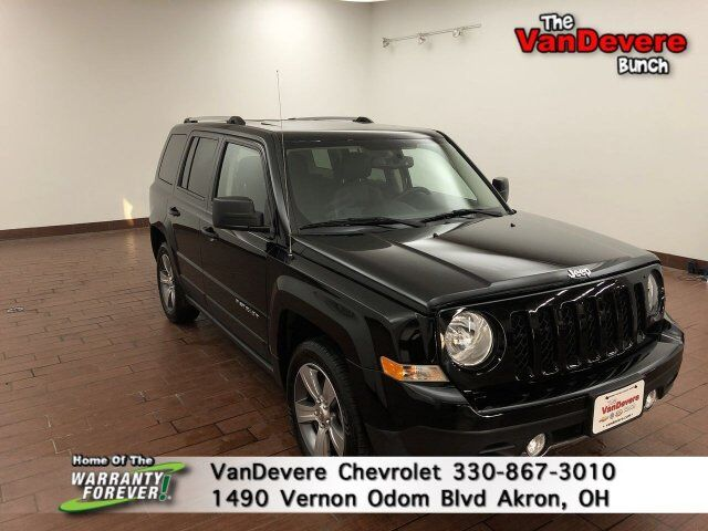 2017 Jeep Patriot High Altitude Akron OH