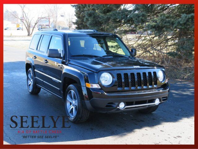 2017 Jeep Patriot High Altitude Battle Creek MI