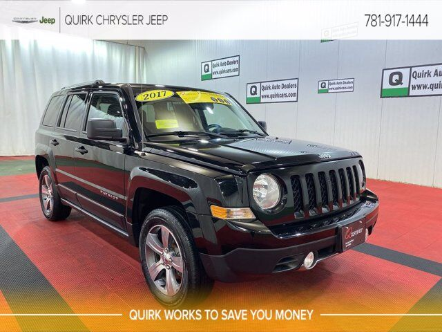 2017 Jeep Patriot High Altitude Braintree MA