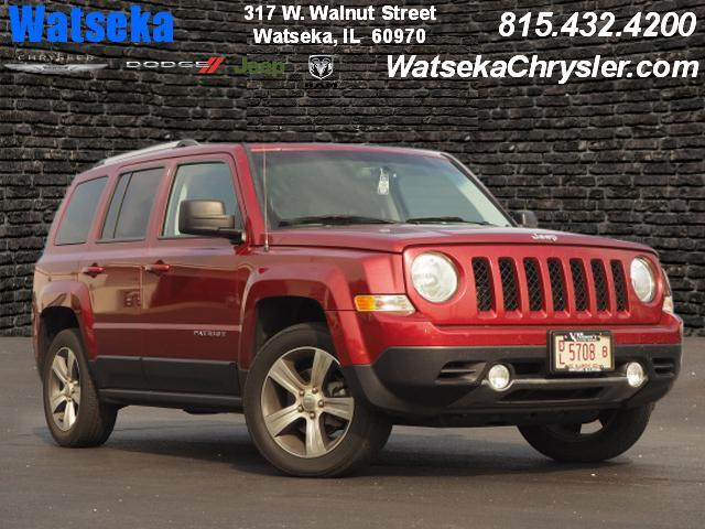 2017 Jeep Patriot High Altitude Dwight IL