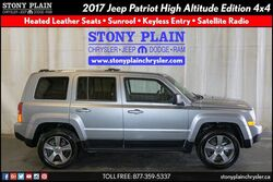 Jeep Patriot High Altitude Edition 2017