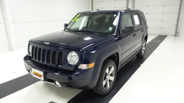 2017 Jeep Patriot High Altitude FWD Topeka KS