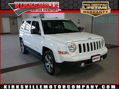 2017_Jeep_Patriot_High Altitude FWD_ Kirksville MO