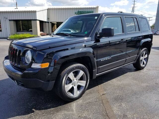 2017 Jeep Patriot High Altitude Fort Wayne Auburn and Kendallville IN