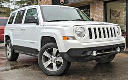 2017_Jeep_Patriot_High Altitude_ Georgetown KY