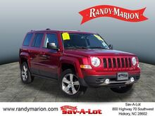 2017_Jeep_Patriot_High Altitude_ Hickory NC