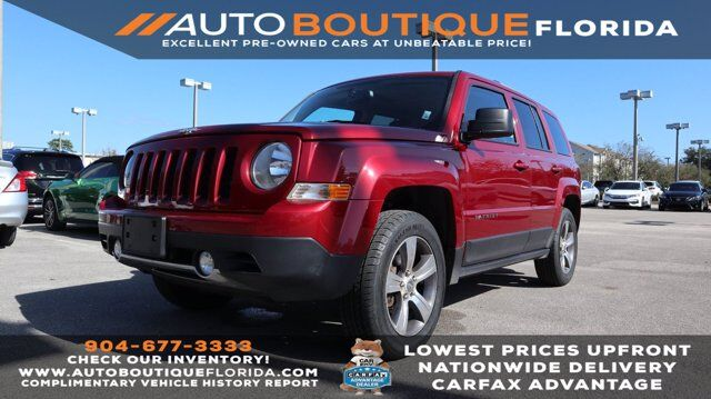 2017 Jeep Patriot High Altitude Jacksonville  FL