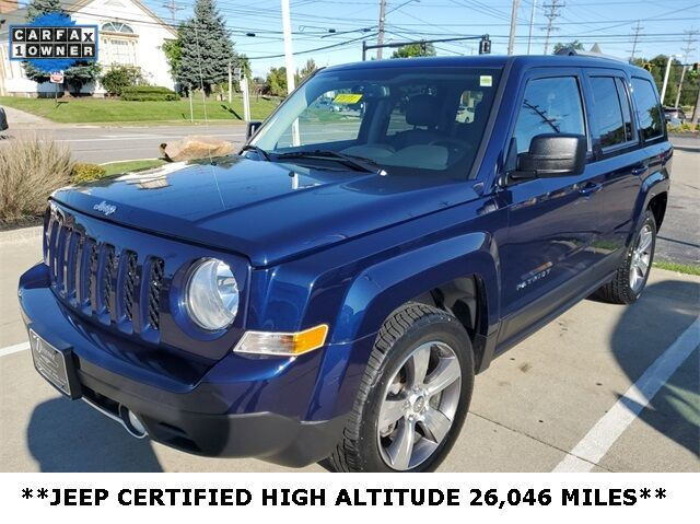 2017 Jeep Patriot High Altitude Mayfield Village OH