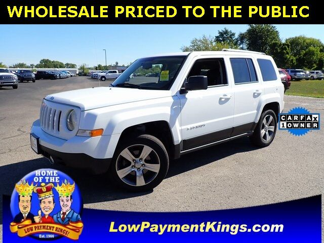 2017 Jeep Patriot High Altitude Monroe MI