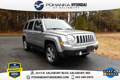 2017_Jeep_Patriot_High Altitude **ONE OWNER**_ Salisbury MD