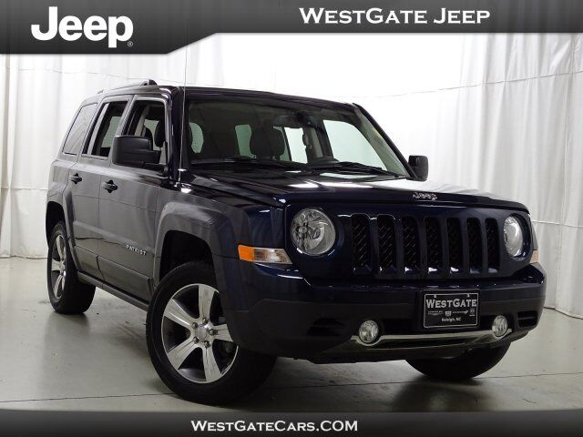 2017 Jeep Patriot High Altitude Raleigh NC