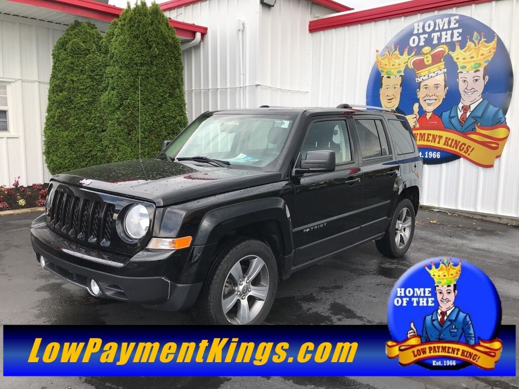 2017 Jeep Patriot High Altitude Shelby OH