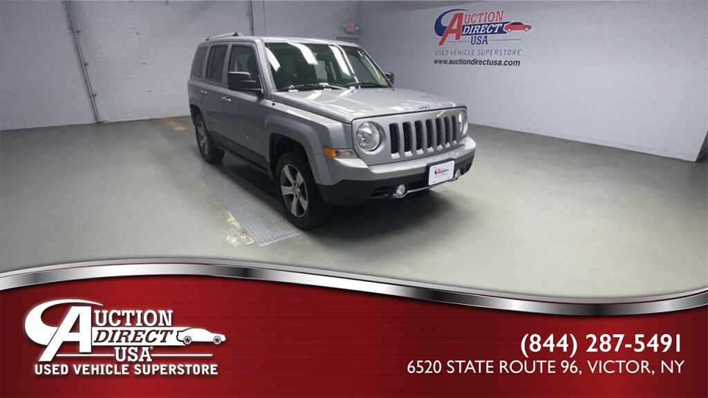 2017 Jeep Patriot High Altitude Victor NY