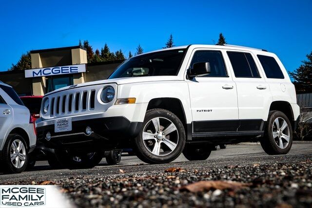 2017 Jeep Patriot High Altitude White River Junction VT