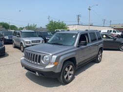 2017_Jeep_Patriot_Latitude 4WD_ Cleveland OH