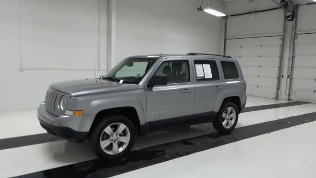 2017 Jeep Patriot Latitude 4x4 Topeka KS