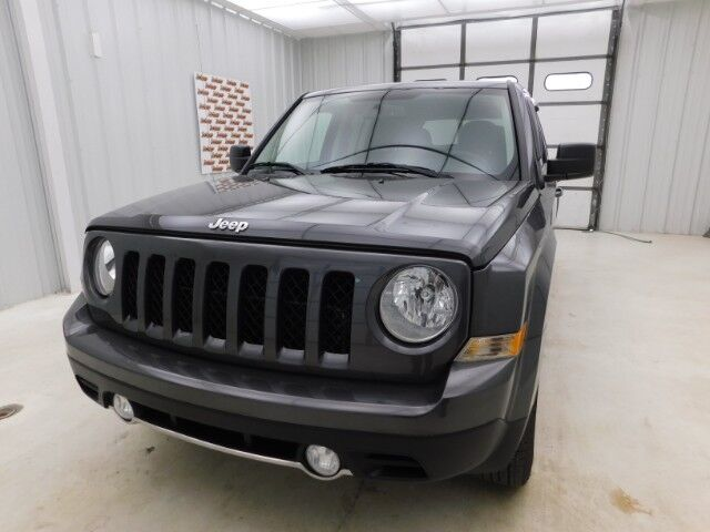 2017 Jeep Patriot Latitude 4x4 Manhattan KS