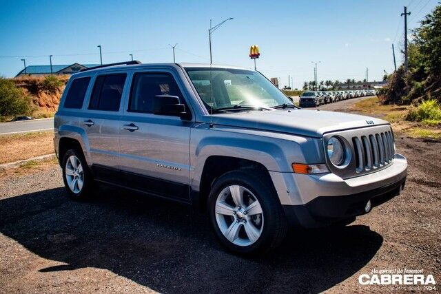 2017 Jeep Patriot Latitude Arecibo PR