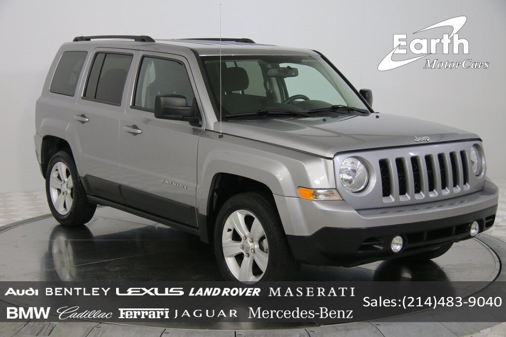 2017 Jeep Patriot Laude Carrollton Tx