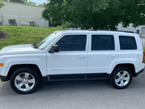 2017 Jeep Patriot Latitude Chattanooga TN