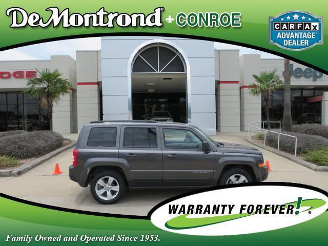 2017 Jeep Patriot Latitude FWD Conroe TX