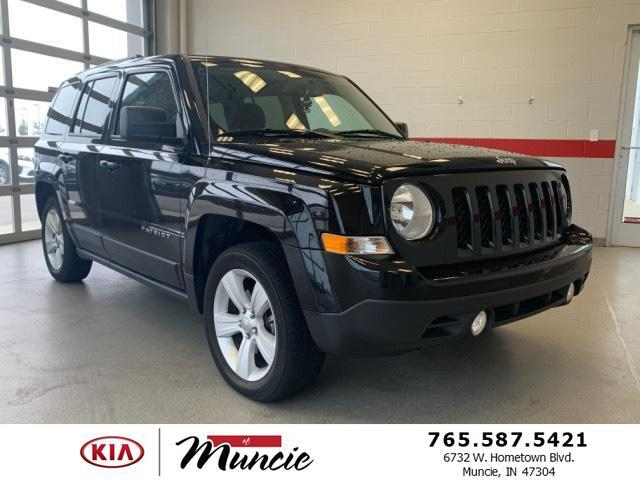 2017 Jeep Patriot Latitude FWD Muncie IN