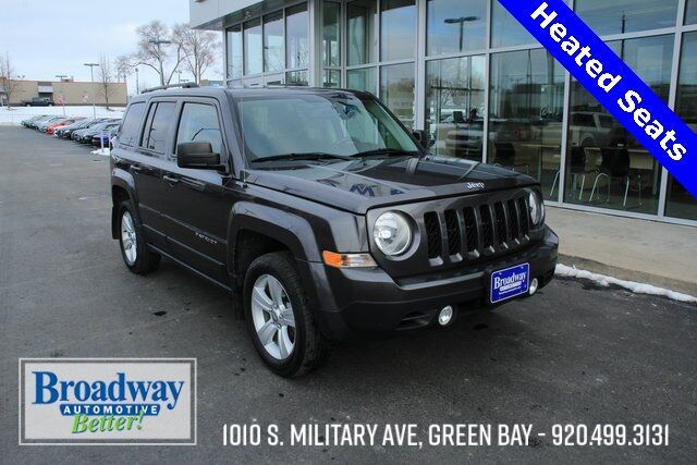 2017 Jeep Patriot Latitude Green Bay WI