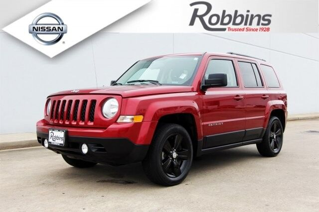 2017 Jeep Patriot Latitude Houston TX