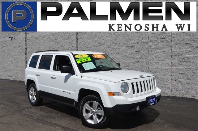 2017 Jeep Patriot Latitude Kenosha WI