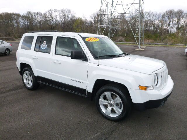 2017 Jeep Patriot Latitude Memphis TN
