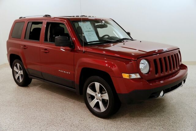2017 Jeep Patriot Latitude Mentor OH