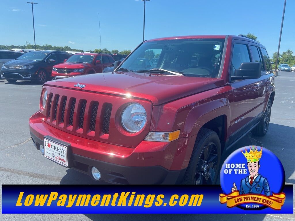 2017 Jeep Patriot Latitude Shelby OH