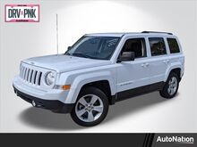 2017_Jeep_Patriot_Latitude_ Pembroke Pines FL