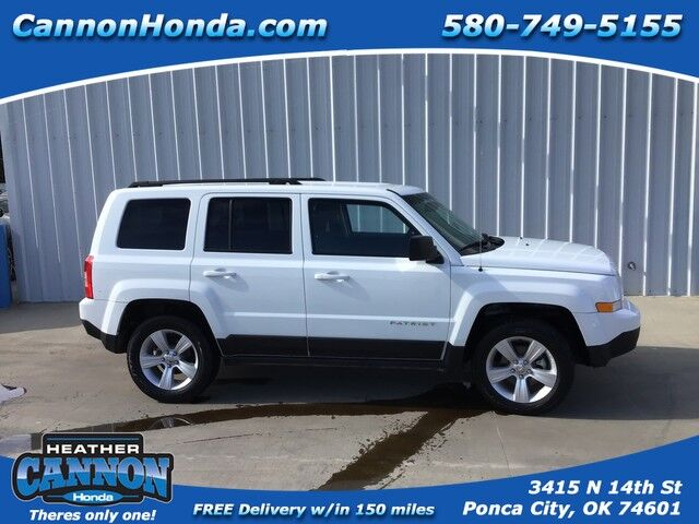 2017 Jeep Patriot Latitude Ponca City OK