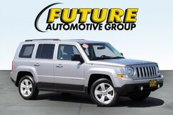 2017_Jeep_Patriot_Latitude_ Roseville CA
