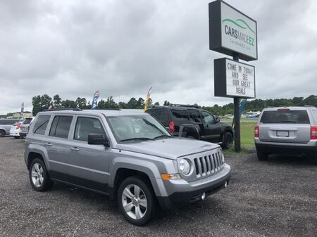 2017_Jeep_Patriot_Latitude_ Salisbury MD