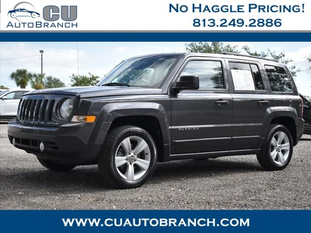 2017 Jeep Patriot Latitude Tampa FL